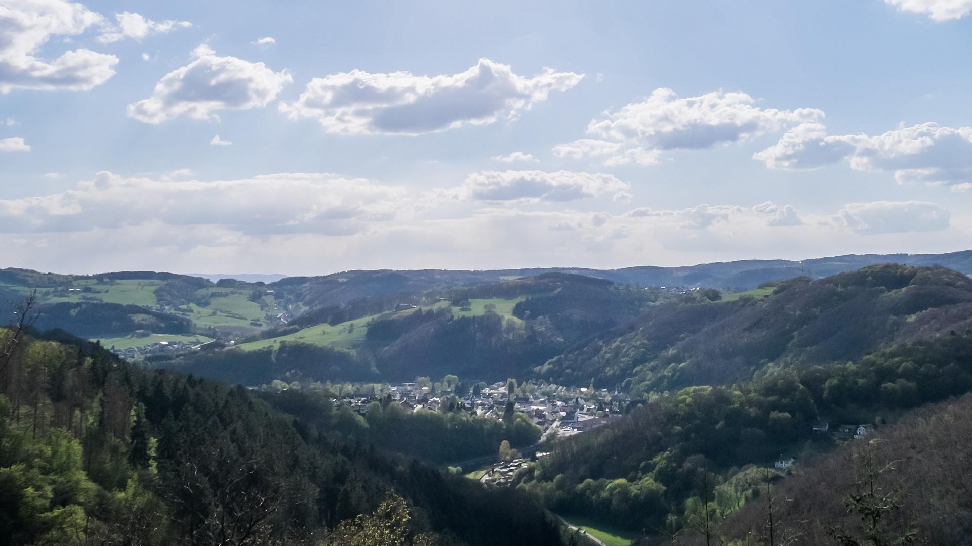 Waldbreitbach im Wiedtal