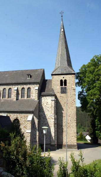 Katholische Kirche Maria Himmelfahrt in Waldbreitbach