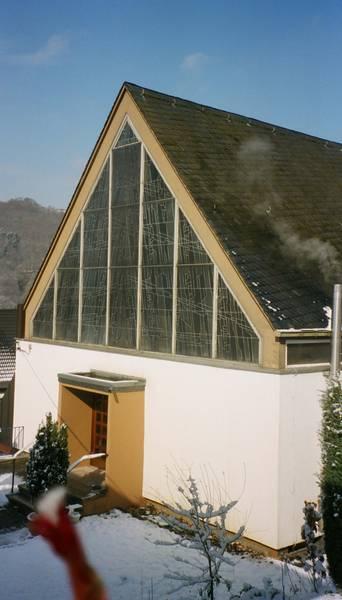 Christuskirche evangelische Kirche in Waldbreitbach